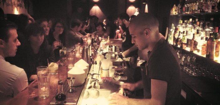 Bar Redwood